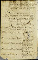 Image. Appointment of magistrates for Brooklyn and adjoining towns