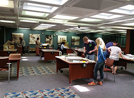 NYS Archives Research Room