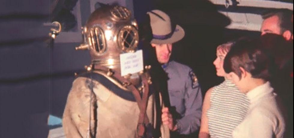 New York State Police at the State Fair, 1967