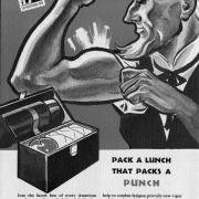 World War II - Pack A Lunch That Packs A Punch Booklet