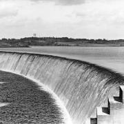 Barge Canal. Crescent Dam and Pool