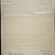 Proposed constitution of the state of New York, resolutions of February 28, 1868