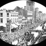 Abraham Lincoln. Lincoln's Funeral Procession