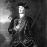 George Washington - Uniform of a British Colonel